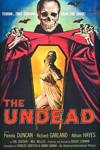Poster of The Undead