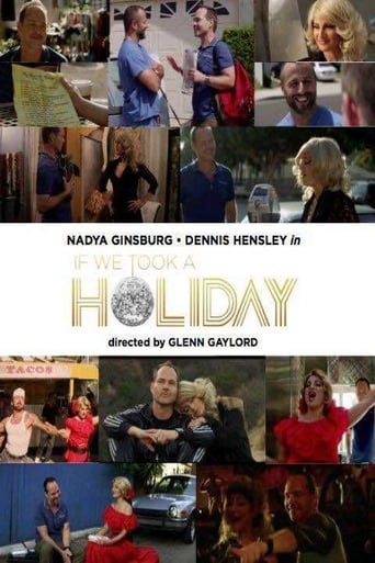 Poster of If We Took a Holiday