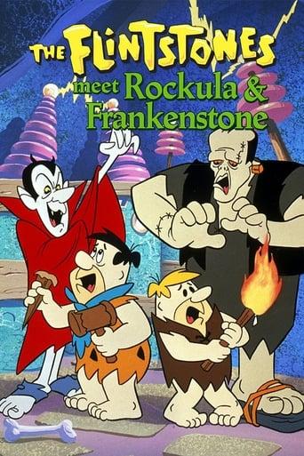 Os Flintstones Encontram Pedrácula e Frankenstone - Poster