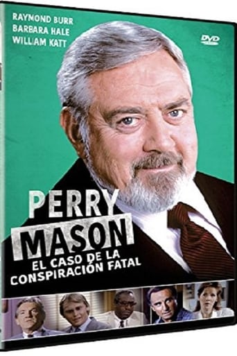 Poster of Perry Mason: The Case of the Fatal Framing
