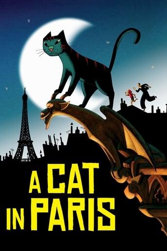 Poster of A Cat in Paris