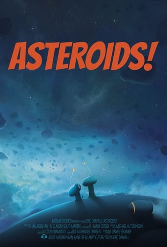 Poster of Asteroids!
