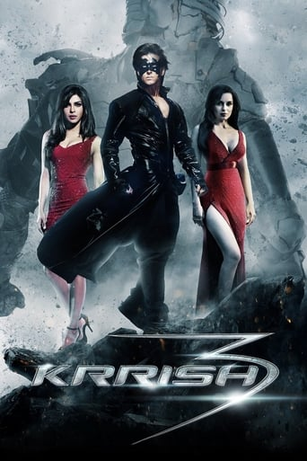 Poster of Krrish 3