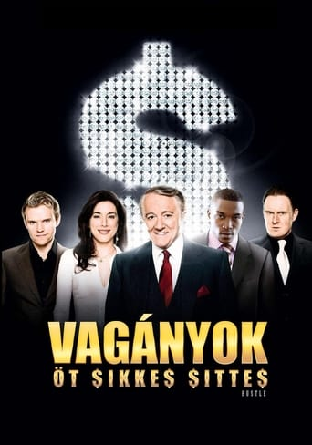 Poster of Vagányok - Öt sikkes sittes