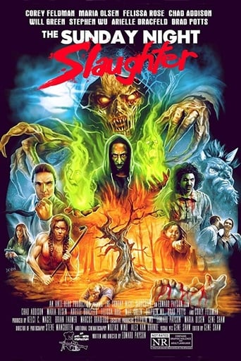 Poster of The Sunday Night Slaughter