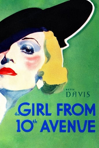 Poster of The Girl from 10th Avenue