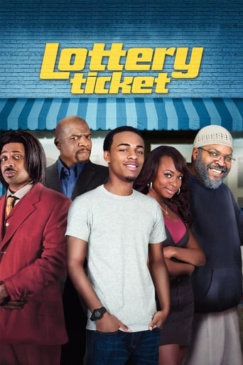 Lottery Ticket (2010) - poster