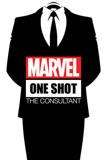 Poster of Marvel One-Shot: The Consultant