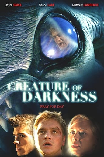 Poster of Creature of Darkness