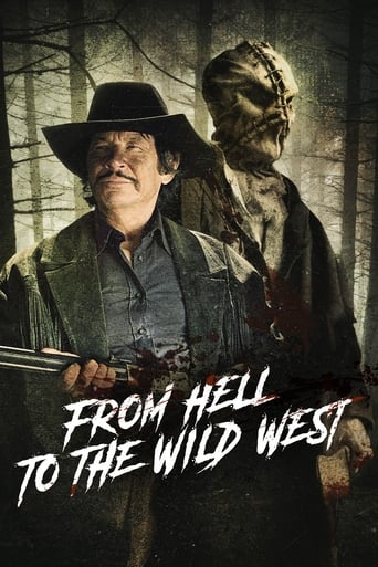 Poster of From Hell to the Wild West