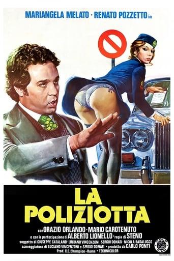 Poster of La poliziotta