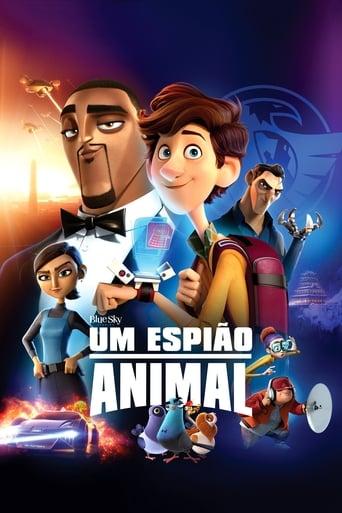 Um Espião Animal - Poster