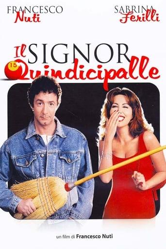 Poster of Il signor Quindicipalle