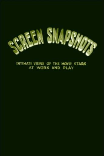 Poster of Screen Snapshots (Series 1, No. 20)