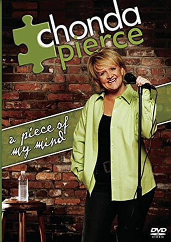 Poster of Chonda Pierce - A Piece Of My Mind