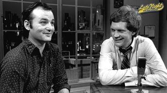 Пізня ніч з Девідом Леттерманом (1982-1993)