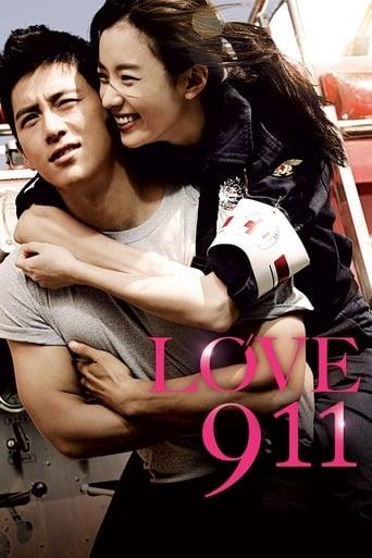 Poster Love 911