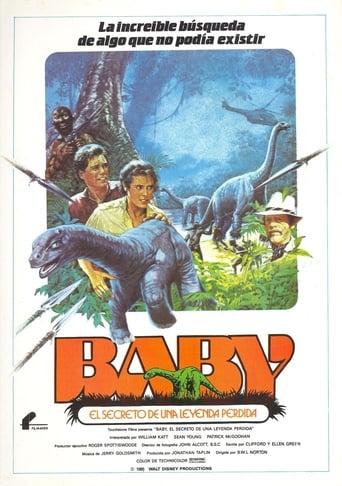 Poster of Baby, el secreto de la leyenda perdida