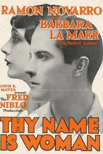 Poster of Thy Name Is Woman