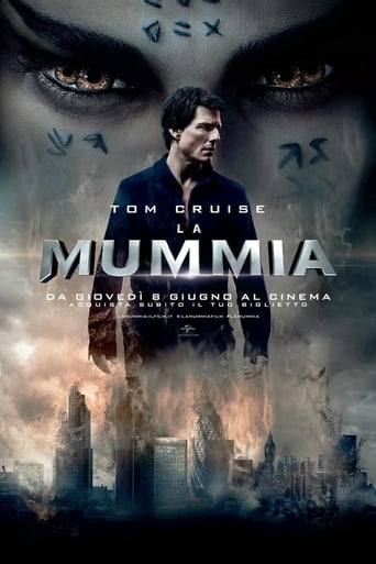 Poster of La mummia