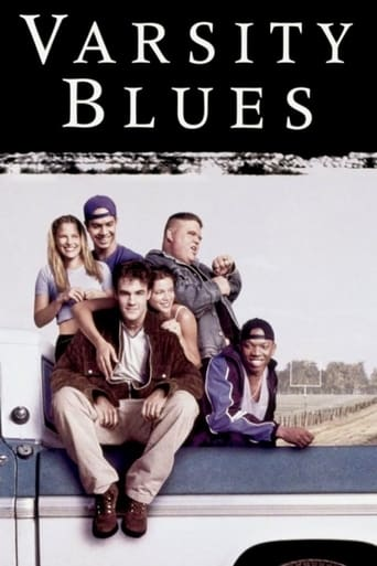 Poster of Varsity Blues
