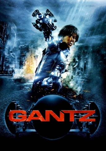 Watch Gantz Full Movie Online Putlockers