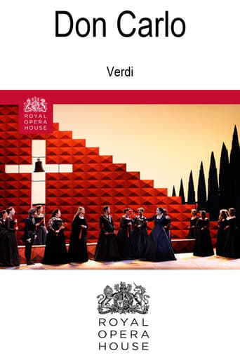 Poster of Don Carlo - ROH