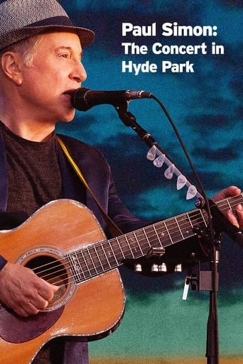 Poster of Paul Simon: The Concert in Hyde Park