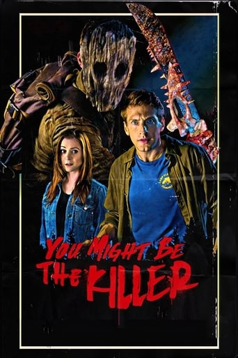 Poster of You Might Be the Killer