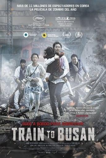 Estación Zombie / Train to Busan / Tren a Busan