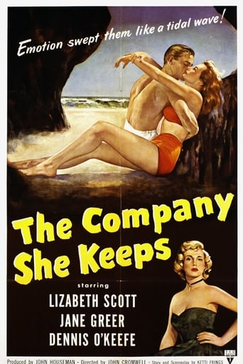 Poster of The Company She Keeps