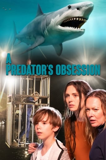 A Predator's Obsession Poster
