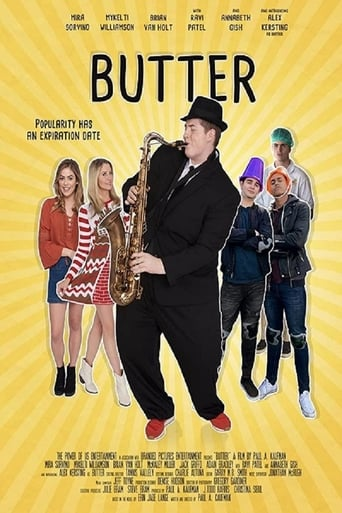 Poster of Butter