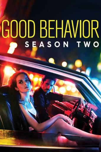 Geras elgesys / Good Behavior (2017) 2 Sezonas LT SUB