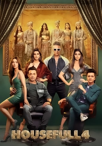 Poster of Housefull 4