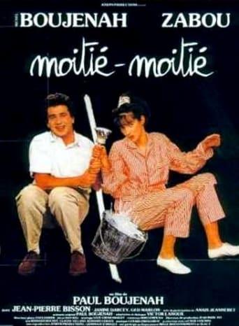 Poster of Moitié-moitié