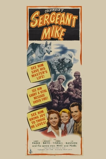 Poster of Sergeant Mike