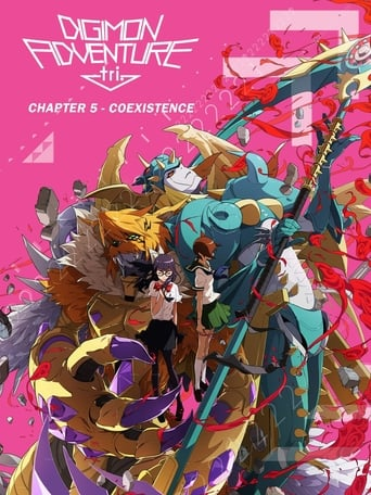 Digimon Adventure tri. Chapter 5: Coexistence - Animation / 2018 / ab 6 Jahre