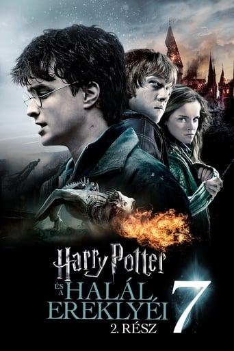 Poster of Harry Potter és a Halál ereklyéi 2. rész