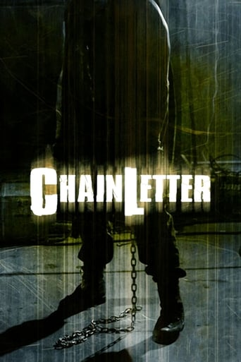 Poster of Chain Letter