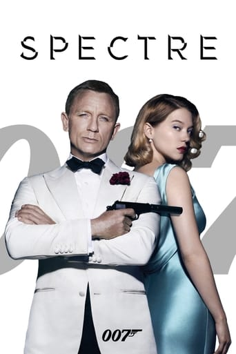 Poster of James Bond: Spectre