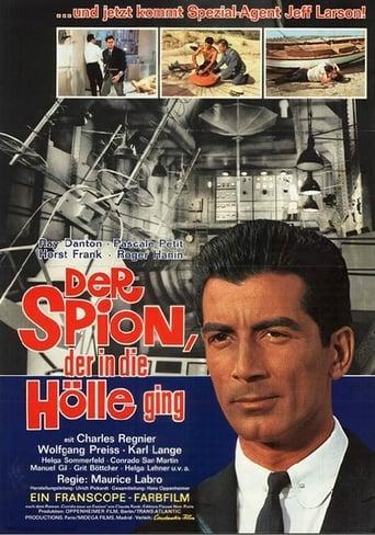 Der Spion, der in die Hölle ging