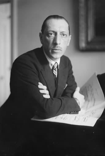 Image of Igor Stravinsky