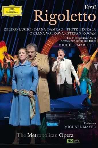 Poster of Verdi: Rigoletto