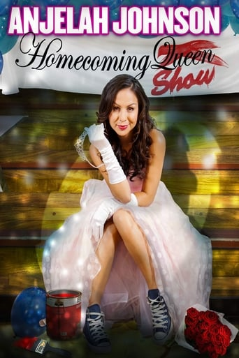 Poster of Anjelah Johnson: The Homecoming Show