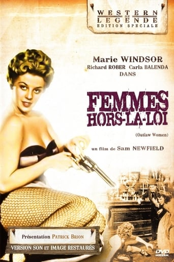 Poster of Outlaw Women