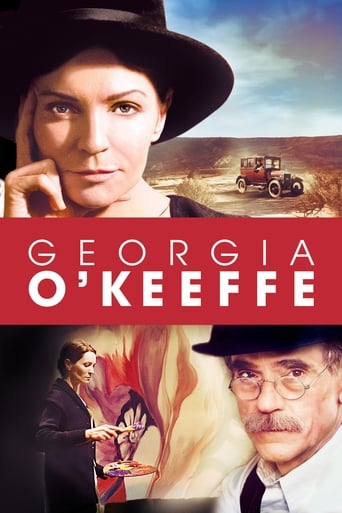 Poster of Georgia O'Keeffe