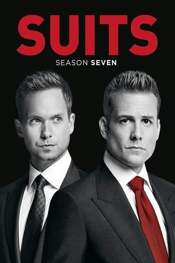Suits 7ª Temporada - Poster