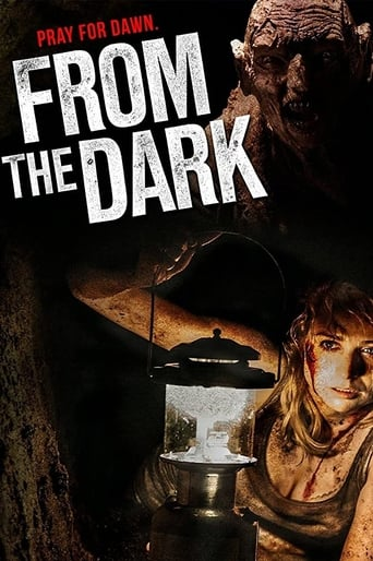 From the Dark (2014) - poster