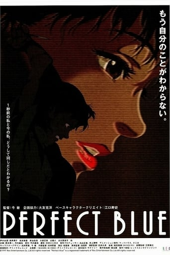 Perfect Blue - Poster